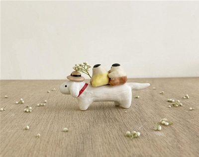 step into taitau fung's tiny ceramic world
