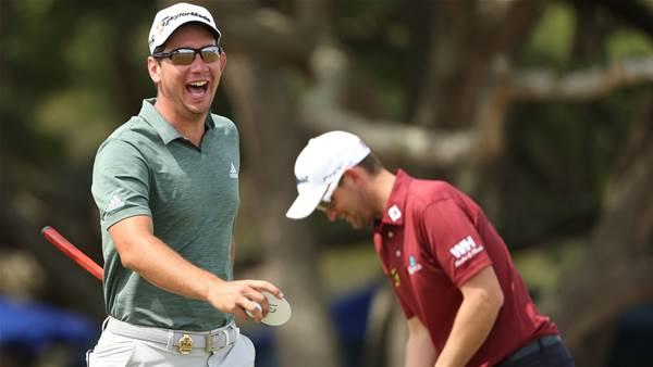 Gallery: PGA Practice Day 1