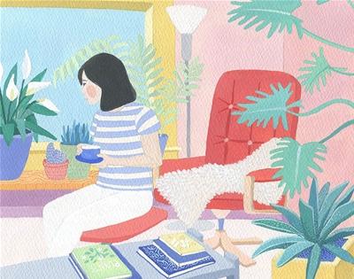 artist interview – sarah strickland