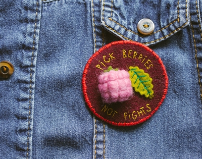 sweet pins and patches from fern tales