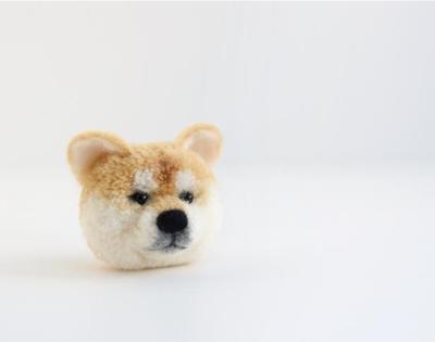 make a pom pom pet with these crafty kits