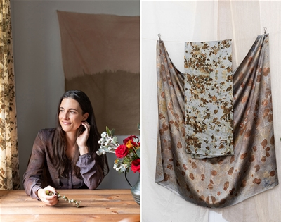 get the lowdown on natural dyeing with studio tinta's online course