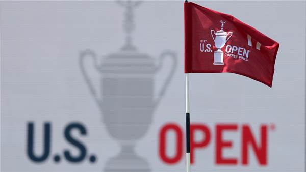 Gallery: U.S. Open Practice Day Two