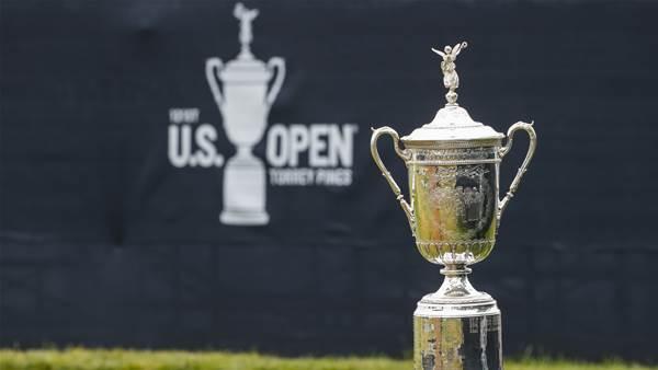 Gallery: U.S. Open Round One