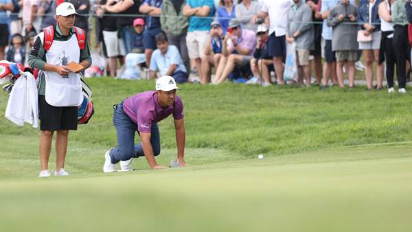 Gallery: U.S. Open Round Two