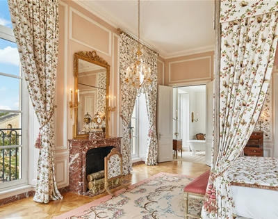 you can now stay on the grounds of the palace of versailles