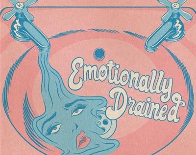 tragic girls – art inspired by old comic books, horror films and feelings