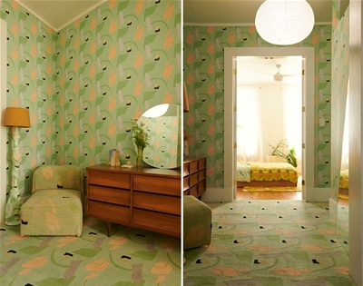 nostalgic aviary rugs by cold picnic
