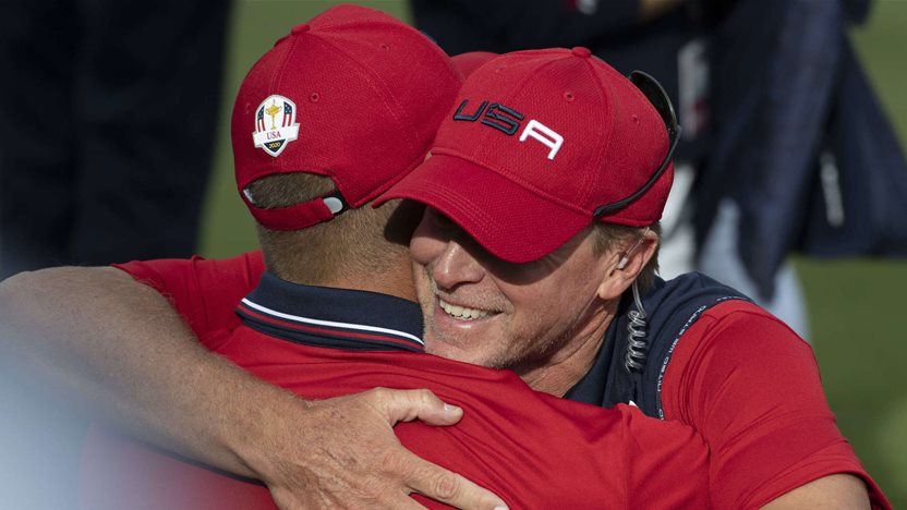Ryder Cup: The week in pictures