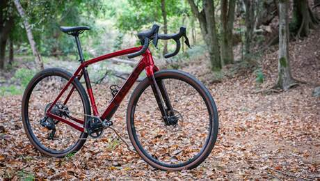 First rides on the 2022 Trek Checkpoint SL6
