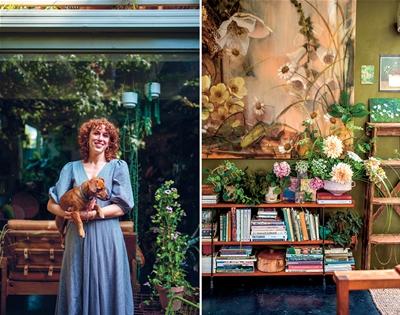 homebodies: a life-sized terrarium