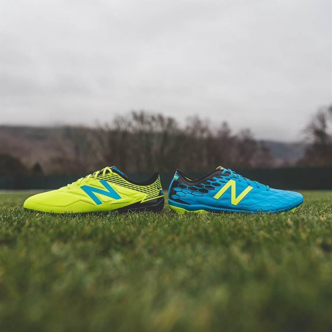 New Balance release fresh look boots