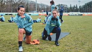 Day 4 Gallery: Matildas in training