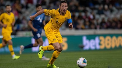 In Pics: Mark Milligan's epic Roos career