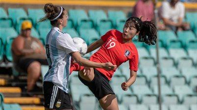 Pic special: Argentina vs Korea