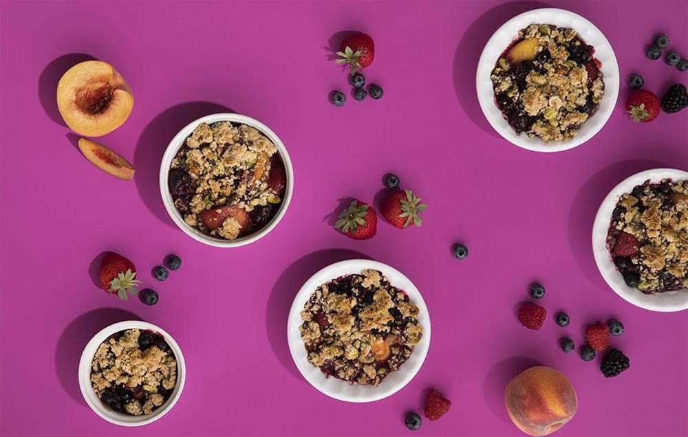 6 Delicious Dishes That Use Fruit Instead Of Added Sugar