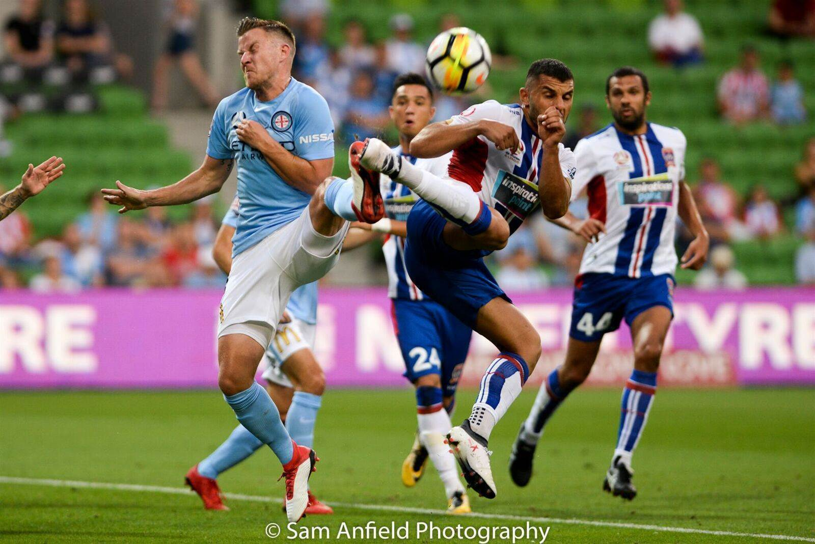 Melbourne City v Newcastle Jets Pic Special