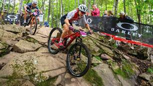 Frei takes gold in Women's U23 XCO