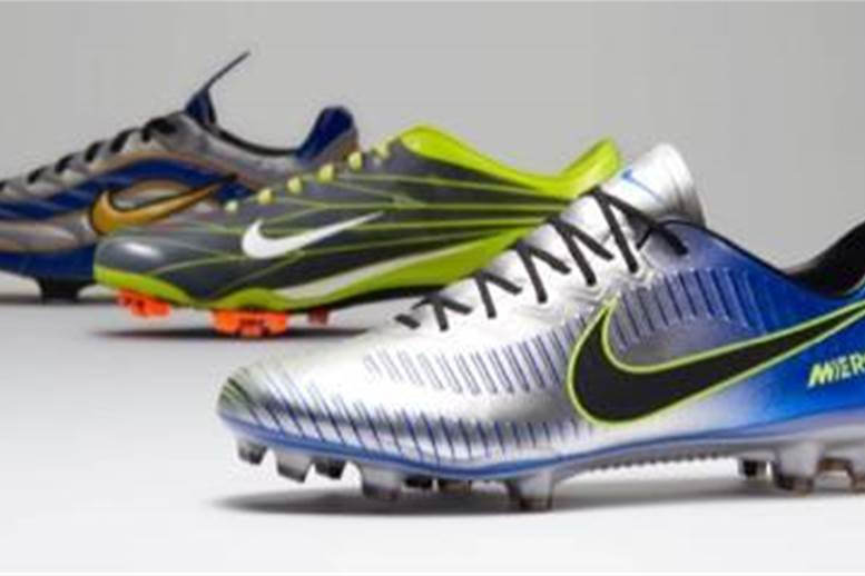 Nike pays homage to Ronaldo with new boots