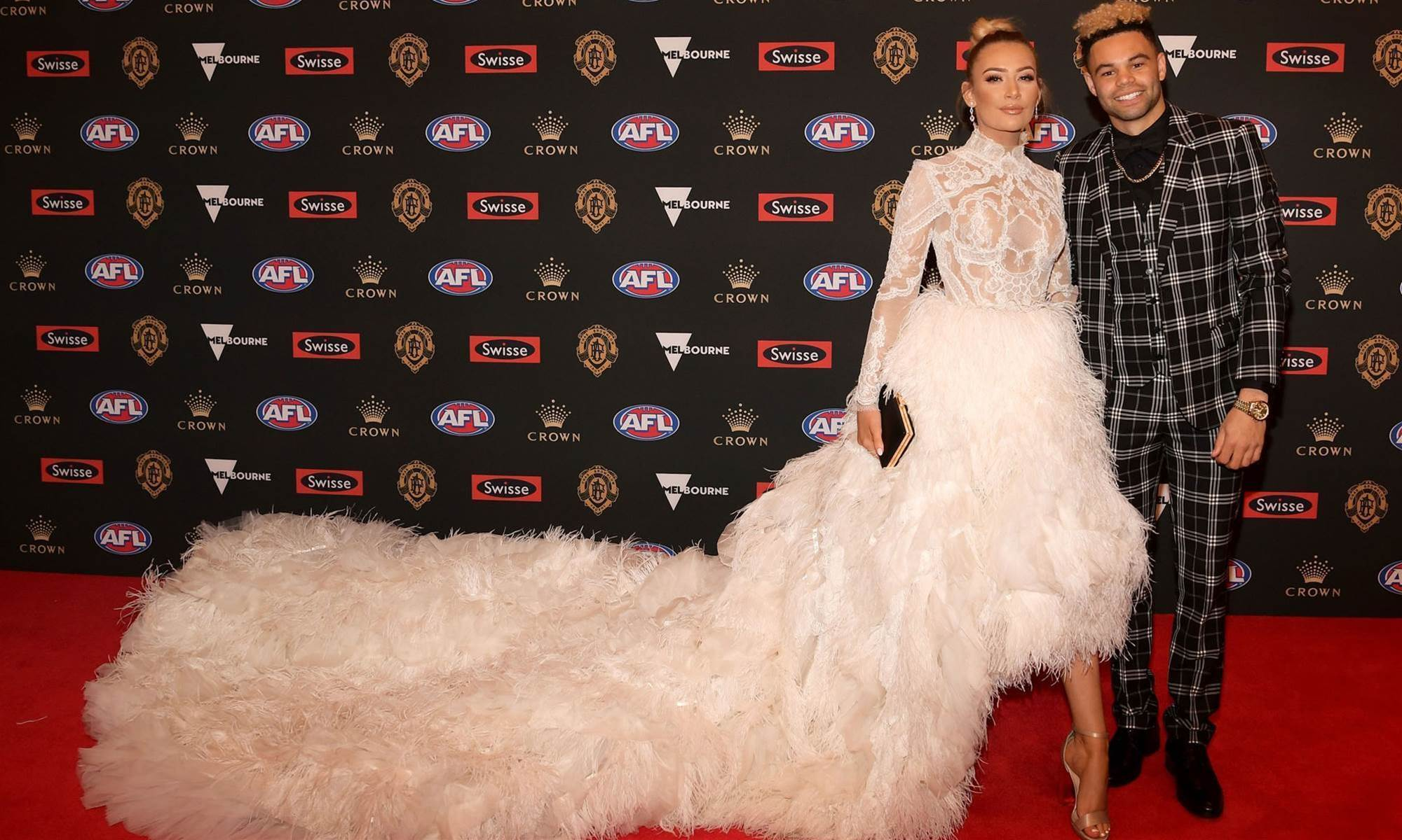 Pic Special: Best from the Brownlow red carpet!