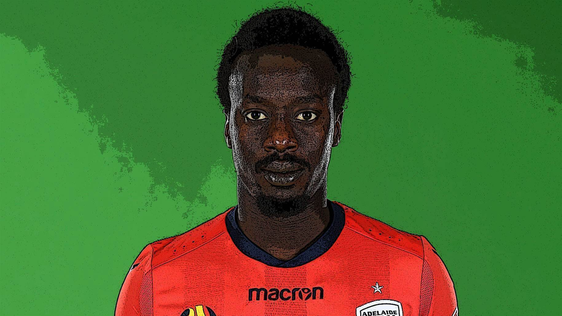 Adelaide United 2018/19: The headshots session