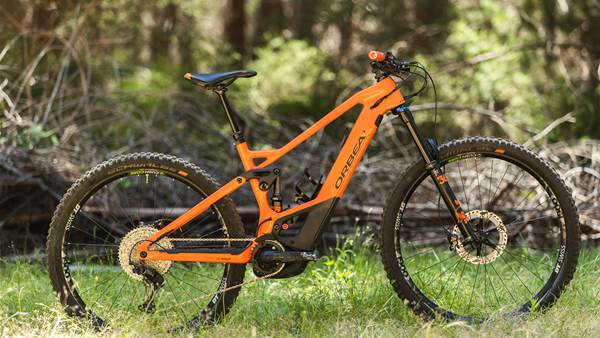 TESTED: Orbea Wild FS M10