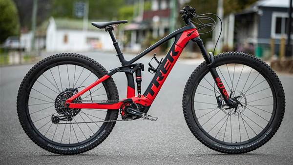 TESTED: Trek Rail 9.8 eMTB
