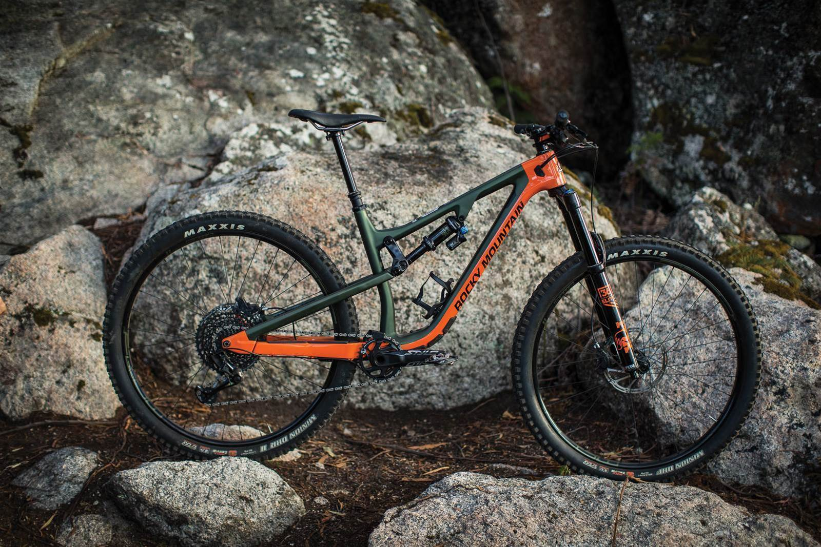 TESTED: Rocky Mountain Instinct BC Edition
