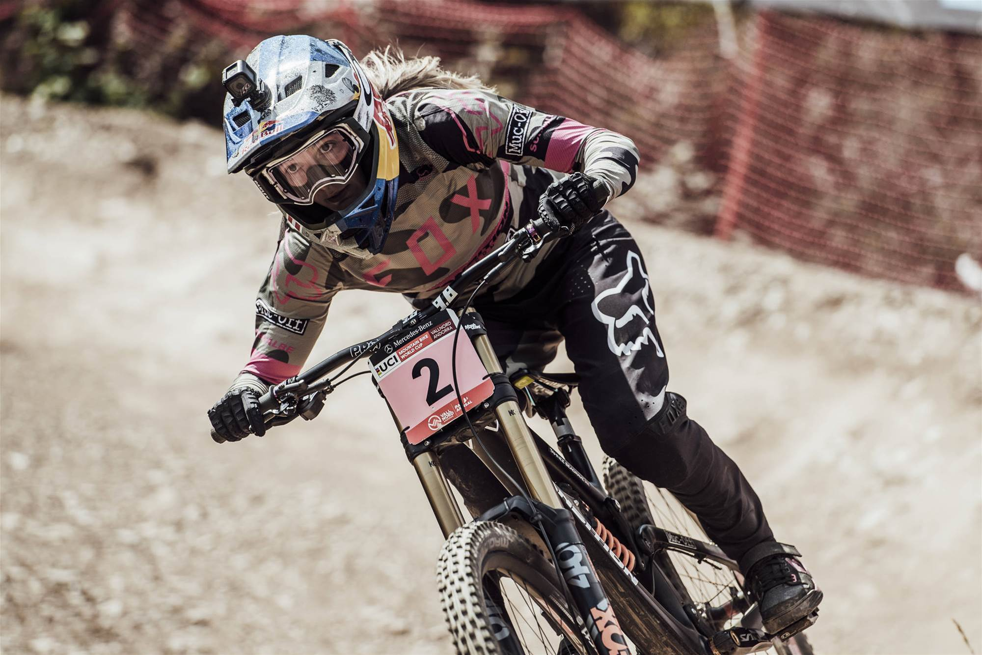 Seagrave and Vergier rule Andorra
