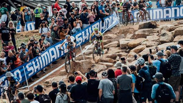 McConnell finishes 5th in XCO World Cup overall