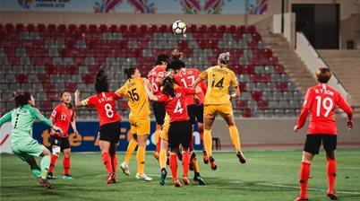 Matildas v Korea Republic pic special