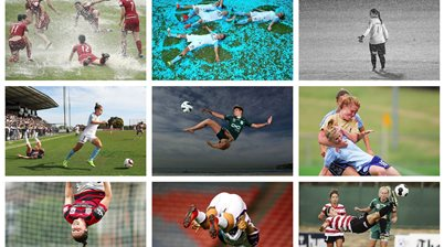 Play Like A Girl: The Greatest W-League Photos Of All Time