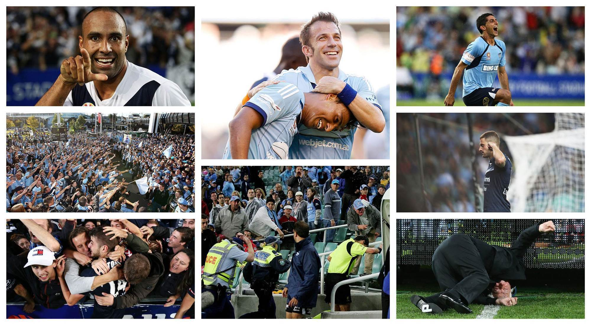 50 Big Blues: The Best & Worst of Australia's Marquee Fixture