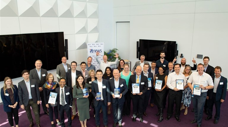 The 2021 iTnews Benchmark Awards lunch in pictures