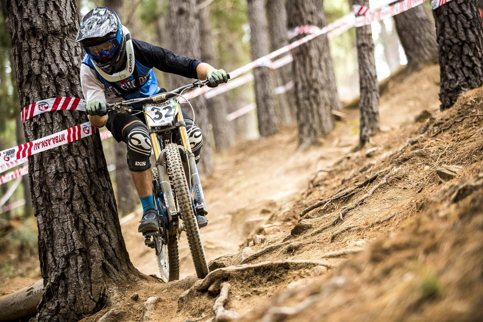 Bright DH National Championships - Day 1