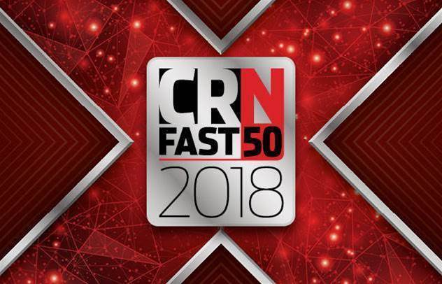 Meet the 2018 CRN Fast50!