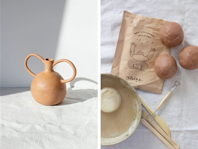 win a pottery kit from crockd