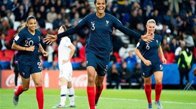 Pic special: France vs Korea