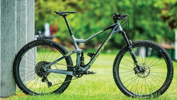 TESTED: Scott Genius 920