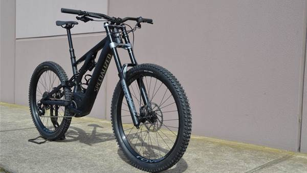 Specialized's evil Kenevo eMTB for 2020
