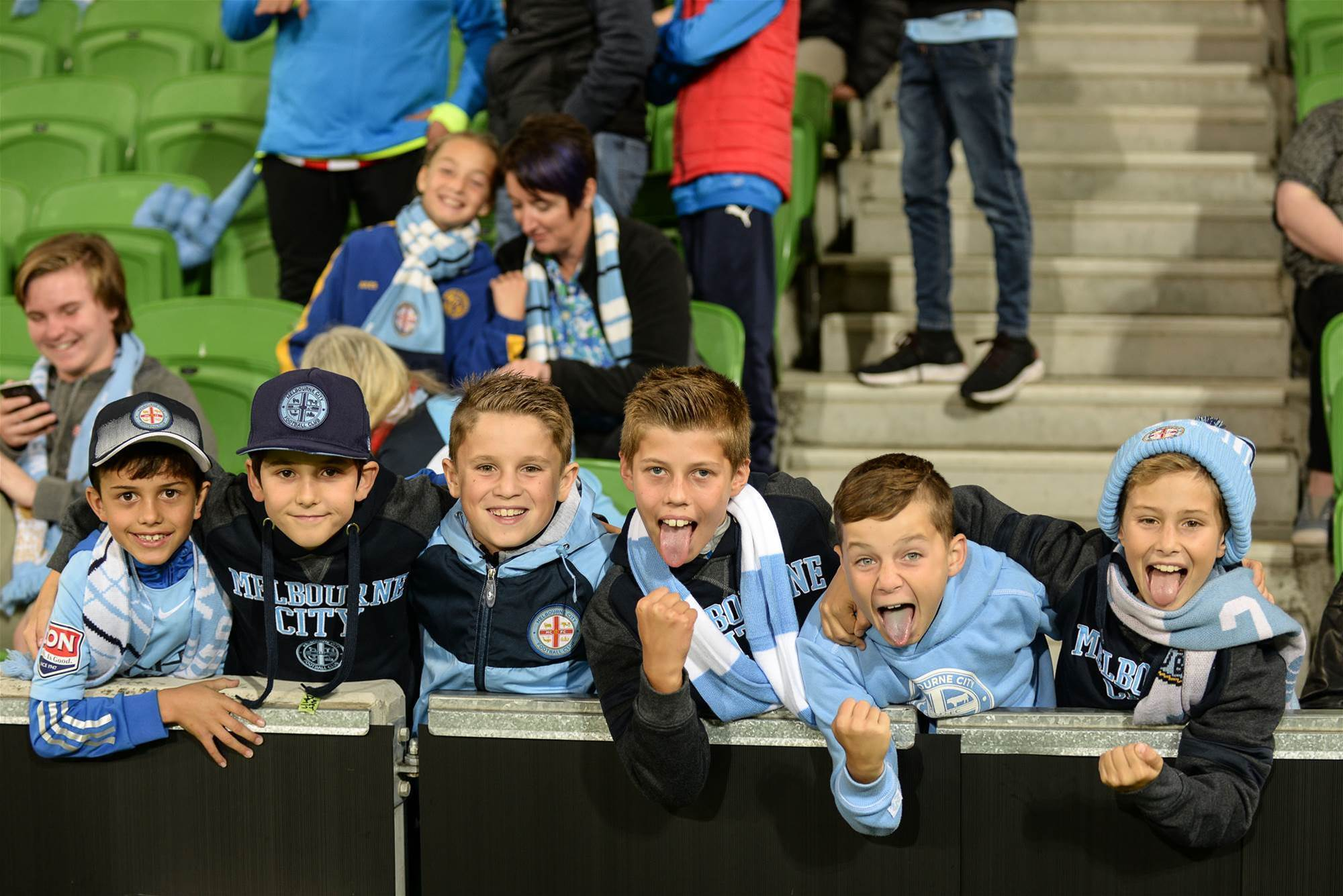 Fans finals special: Melbourne City v Brisbane Roar