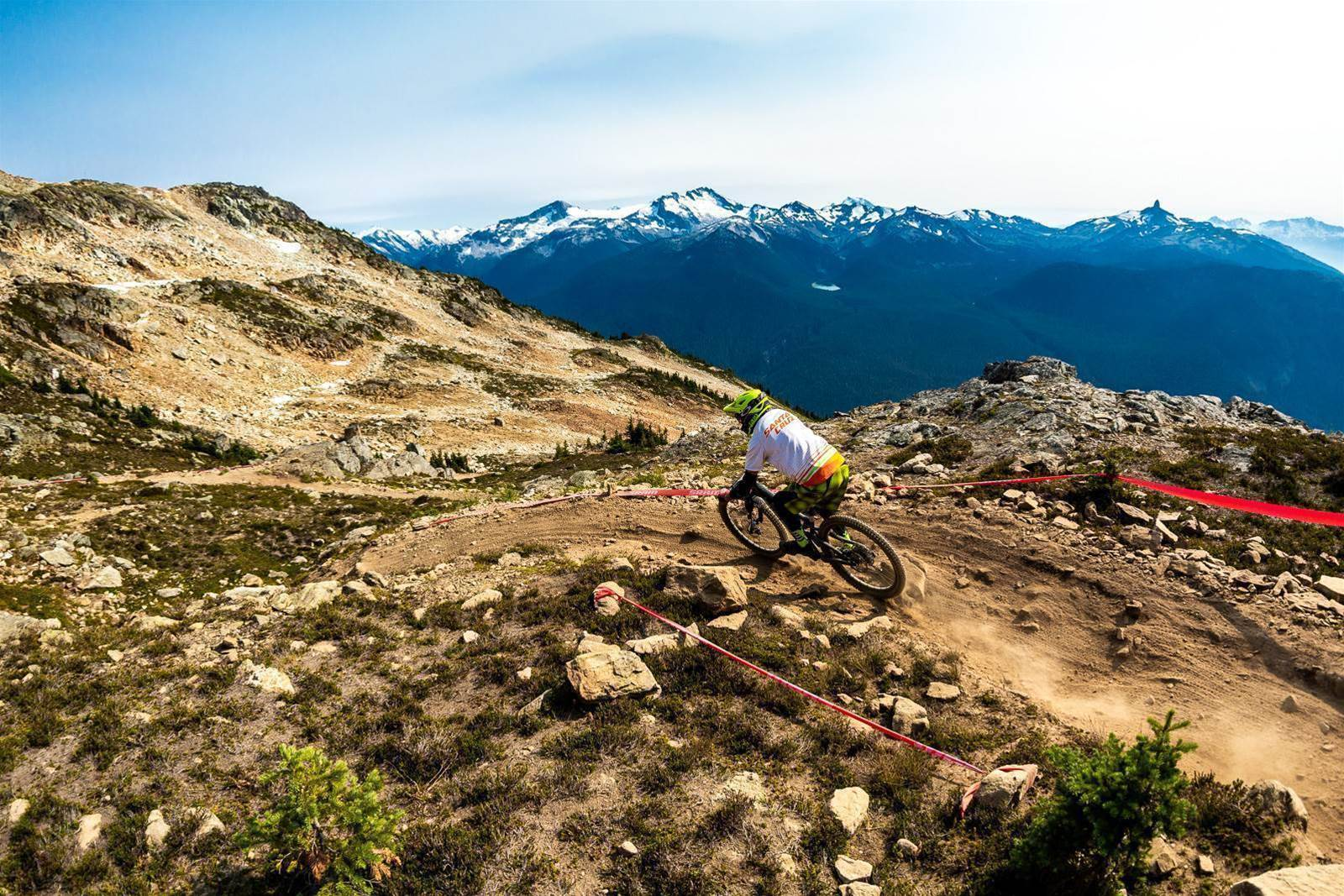 On Top Of The World - EWS Rd6