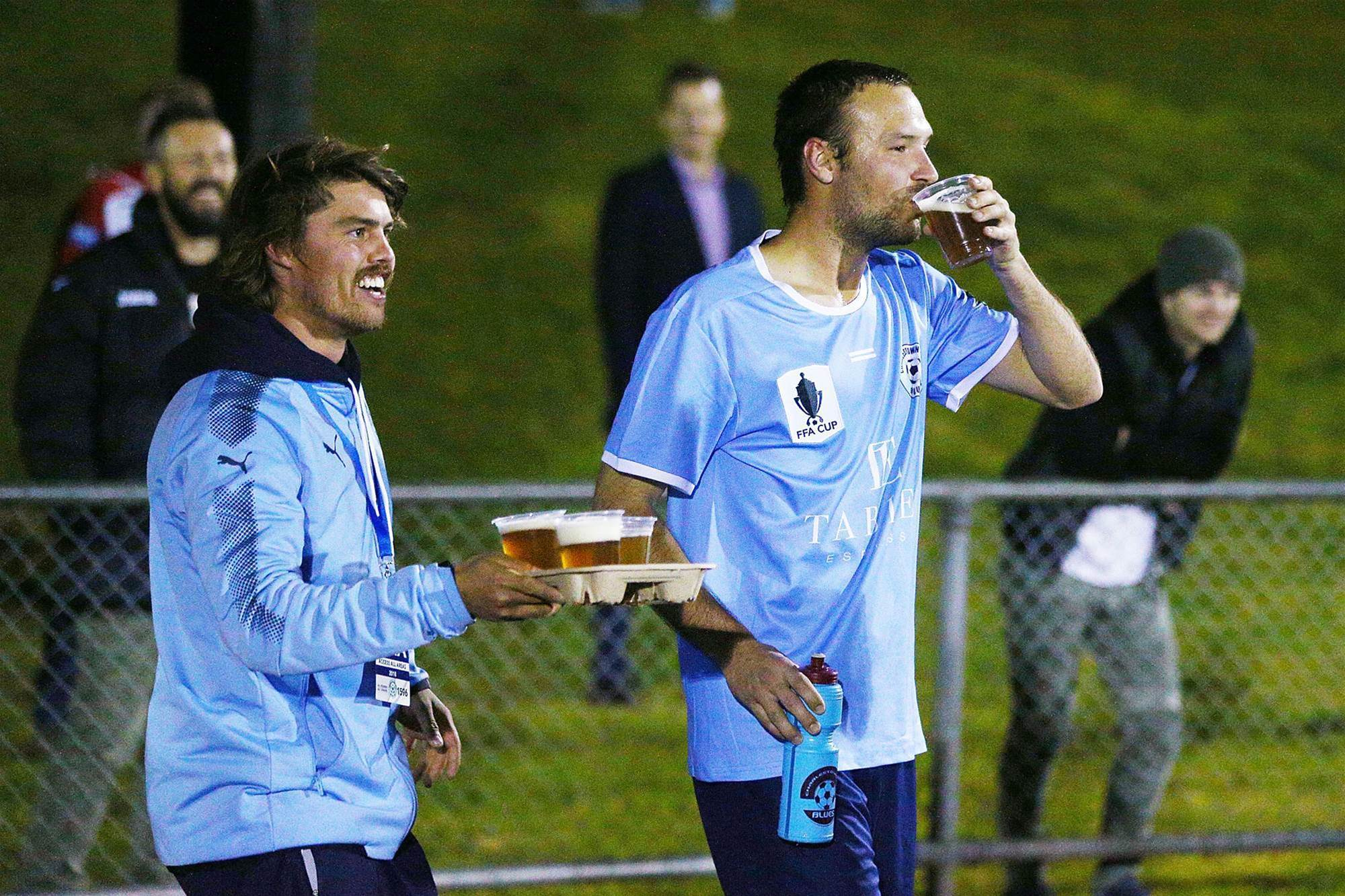 FFA Cup Round of 32 gallery