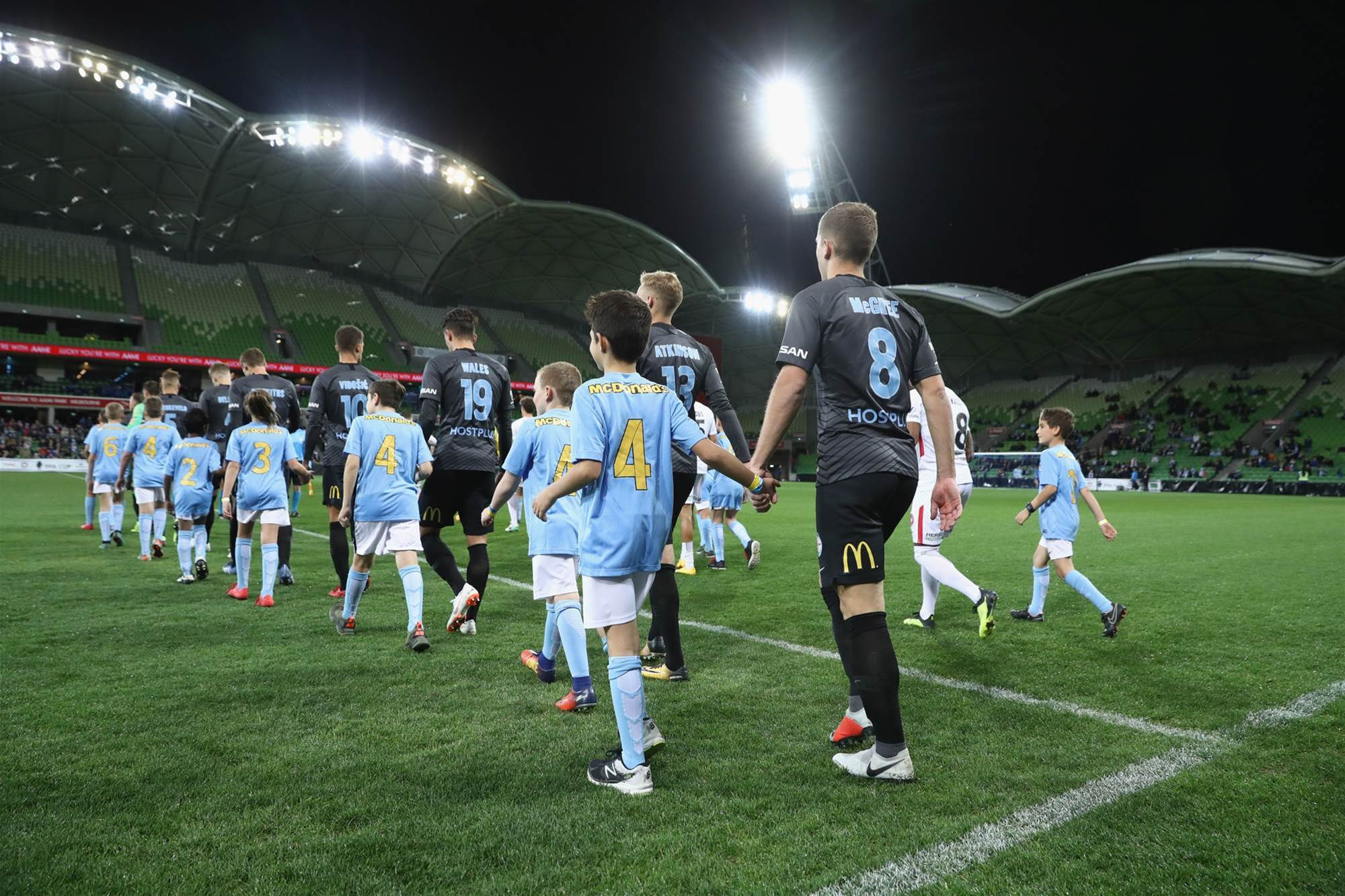 FFA Cup quarter-finals gallery