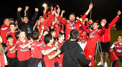 Pic Special: Campbelltown City crowned NPL Champions