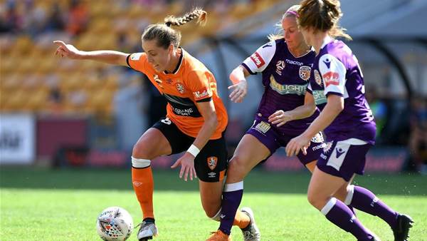 W-League pic special: Brisbane Roar v Perth Glory