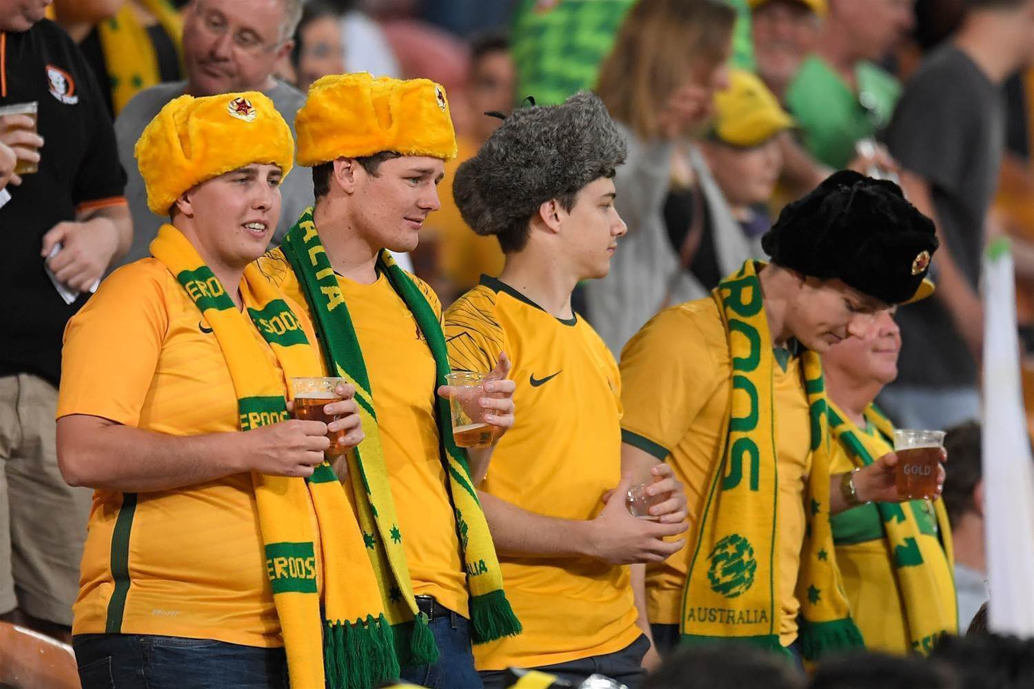 Pic special: Socceroos vs Korea Republic
