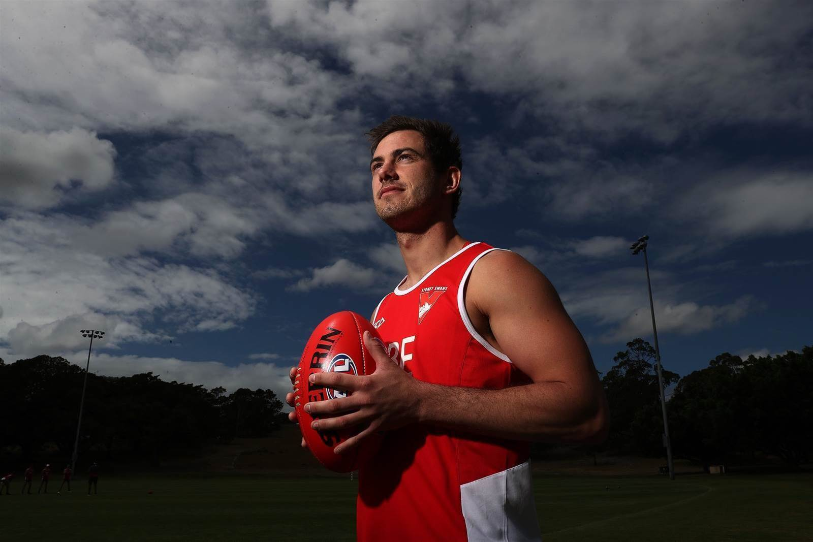 Pic special: Swans' pre-season sweat
