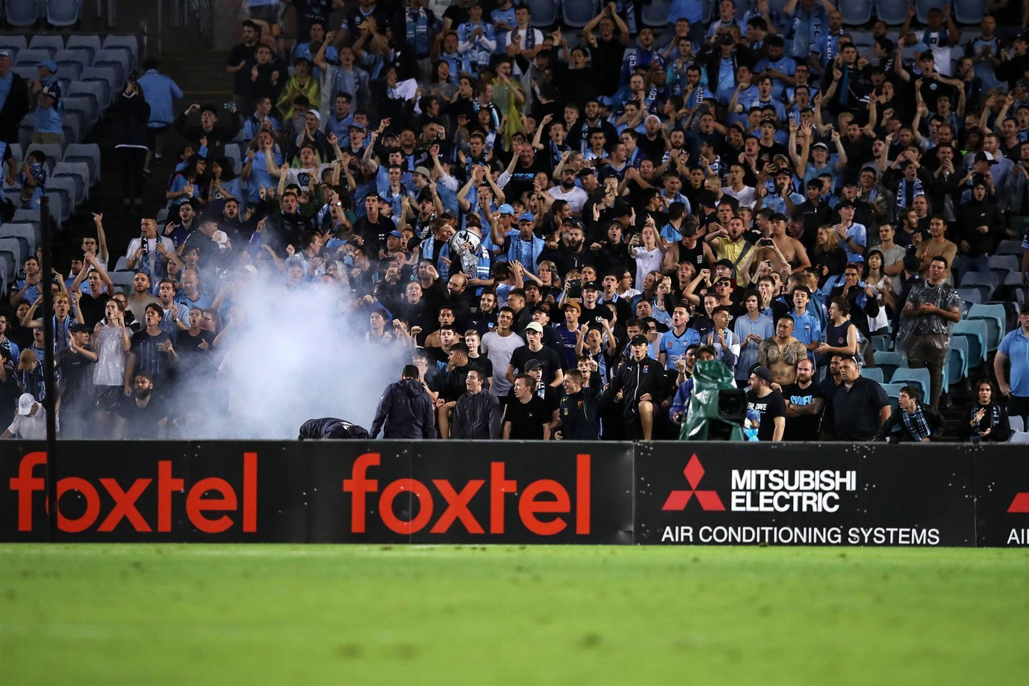 Sydney Derby pic special: When goalkeepers go rogue