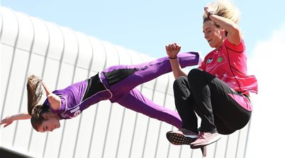 Pic special: WBBL gets off to a flier!